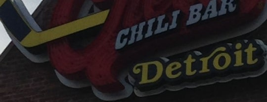 Cheli's Chili Bar is one of Top Local Bars for Red Wings fans.