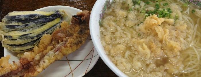 まんどぐるま is one of めざせ全店制覇~さぬきうどん生活~ Category:Ramen or Noodle House.