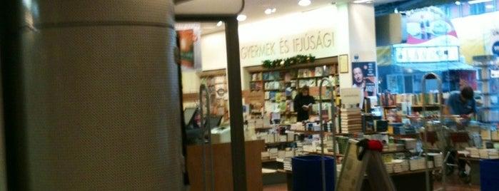 Libri Székesfehérvár is one of Fehérvári könyvesboltok.
