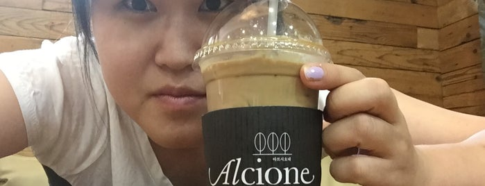 Alcione Coffee is one of 이태원.