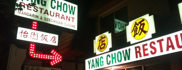 Yang Chow Restaurant is one of Favorite Food Spots.