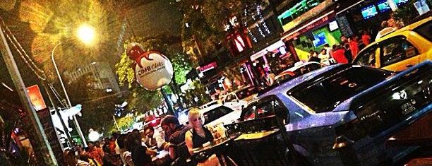Changkat Bukit Bintang is one of Kuala Lumpur is HIP!.