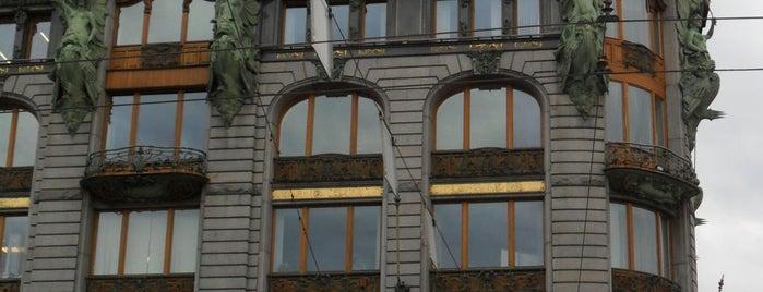 Дом книги is one of Санкт-Петербург.