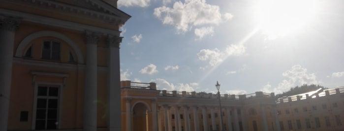 Александровский дворец is one of Санкт-Петербург.