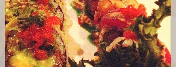 Umi Sushi is one of Flatiron Schmancy Sitdown Lunches.