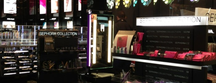 Sephora is one of NY Trip.