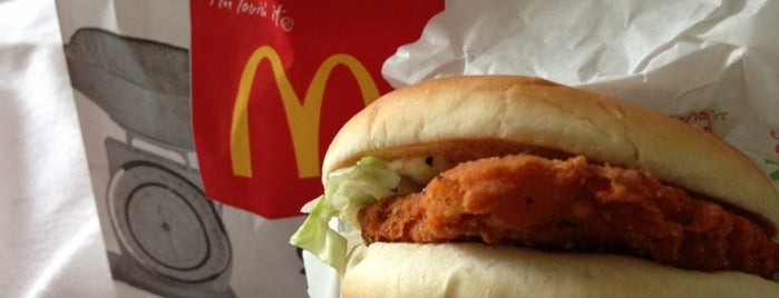 McDonald's is one of Must-visit Food in Atlanta.