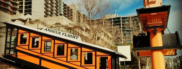 Angels Flight Railway is one of Ryan & Rebecca To Do.