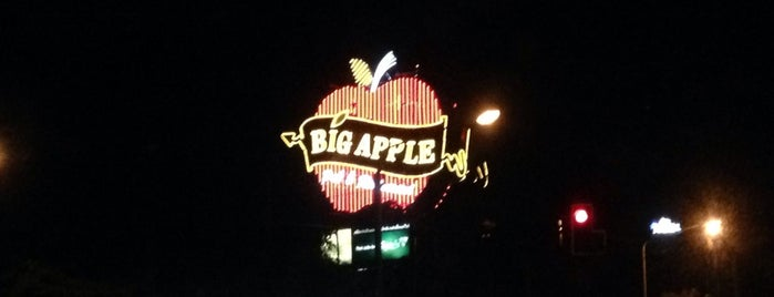 Big Apple is one of Ultimate.