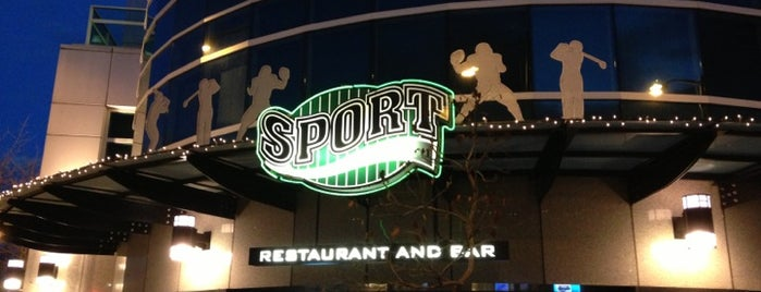 Sport Restaurant & Bar is one of Restaurants.