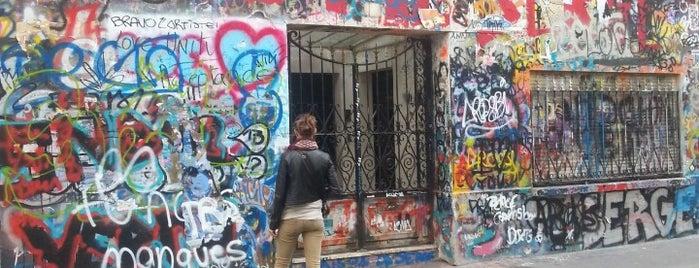 Maison de Serge Gainsbourg is one of Paris, FR.