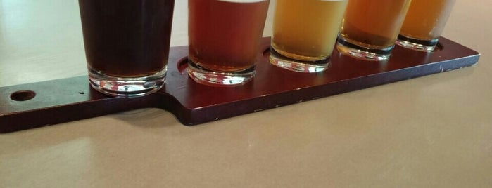 Broad Street Brewing Co is one of Favorites.