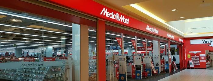 Media Markt Kispest is one of 1.