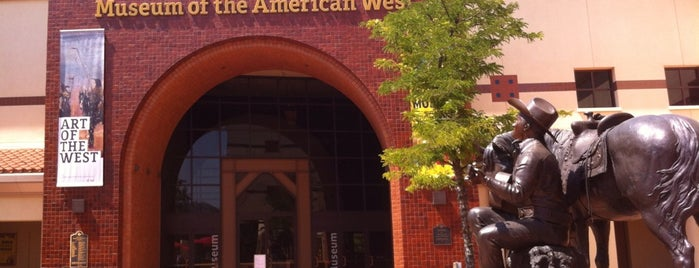 Autry National Center is one of Los angeles.