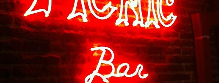 Bar Picnic is one of Malasaña - bares, restaurantes y cafés.