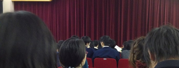東京都立 東高等学校 is one of 都立学校.