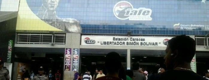 Metro - La Rinconada is one of Sistema Metro de Caracas - Linea 3.