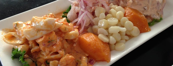 Segundo Muelle is one of Must-see seafood places in Lima, Peru.