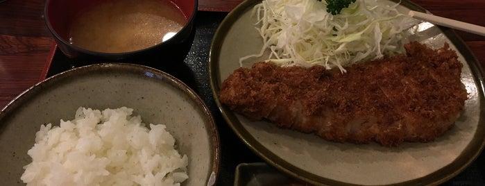味のとんかつ 丸和 is one of 美味しいもの.
