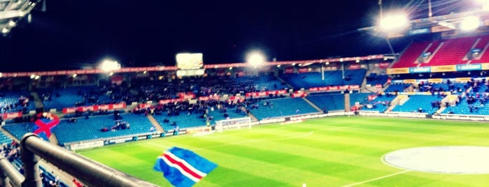 Ullevaal Stadion is one of Oslo City Badge - Kollen Roar.