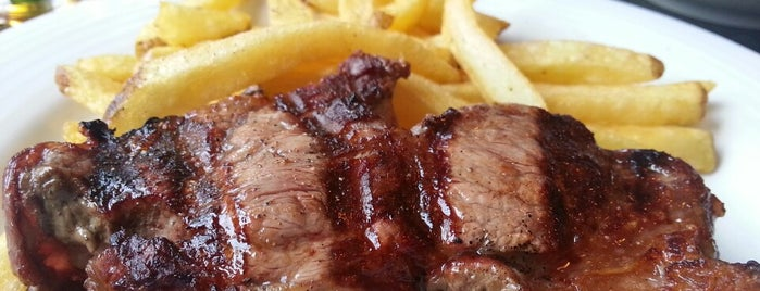 Meat People is one of Steak in London.