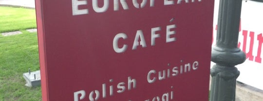 "Touch of European Cafe is one of Featured on PBS' ""Check, Please! Arizona""."