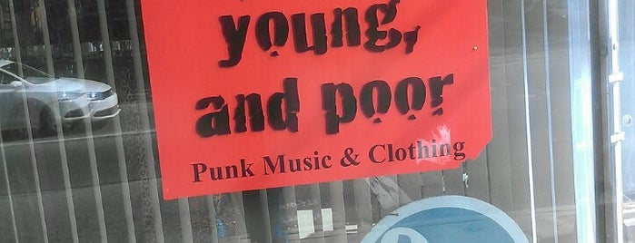 Angry Young & Poor is one of Lancaster.