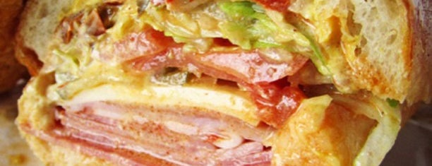 Bay Cities Italian Deli & Bakery is one of 15 Bucket List Sandwiches in L.A..