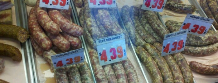 Sausage Shop is one of TUC Latin Faves in The Old Pueblo.