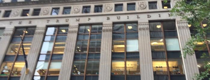 Trump Building is one of Buildings.