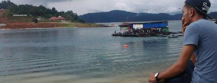Tasik Kenyir, Lake Resort, Kuala Brang is one of @Hulu Terengganu.