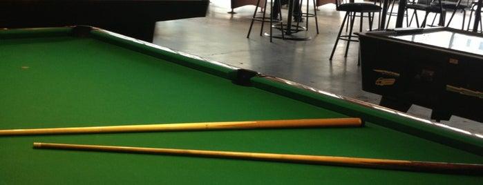 Tarantula Billiards is one of Stuff.
