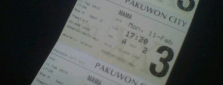 Pakuwon City XXI is one of Eliza's tips.