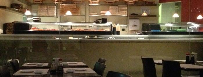 Shoga is one of Sushi en Caracas.