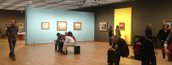 Van Gogh Museum is one of 1,000 Places to See Before You Die - Part 2.