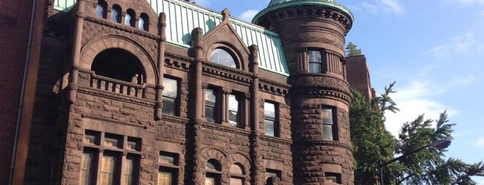 Heurich Mansion (The Brewmaster's Castle) is one of Members.