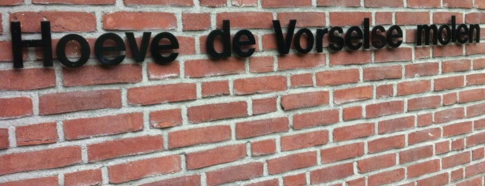 De Vorselse Molen is one of Favorite Great Outdoors.