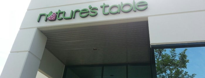 Nature's Table Cafe is one of Foodie.