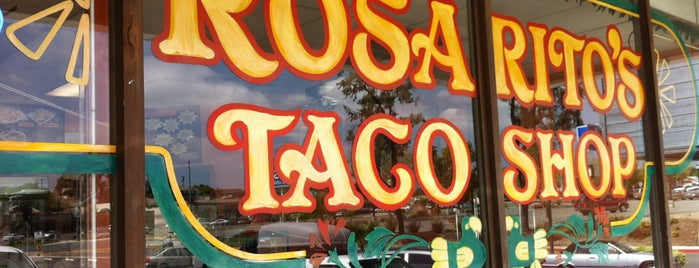 Rosarito's Mexican Food is one of Favorite Restaurants.