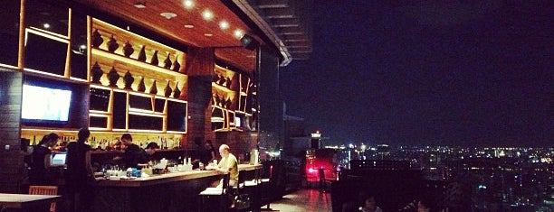 OCTAVE Rooftop Lounge & Bar is one of Can I have a drink?.