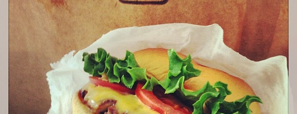Shake Shack is one of Local Meals.