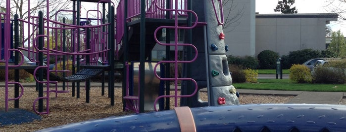 Oakmont City Park is one of Top picks for Playgrounds.