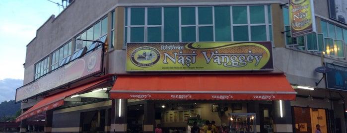 Restoren Nasi Vanggey Perpaduan is one of Jalan Jalan Ipoh Eatery.