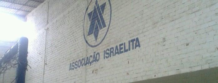 Associação Israelita Hebraica is one of Favorites.