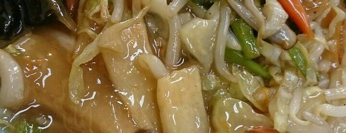 日の出 中華 is one of 大久保周辺ランチマップ.