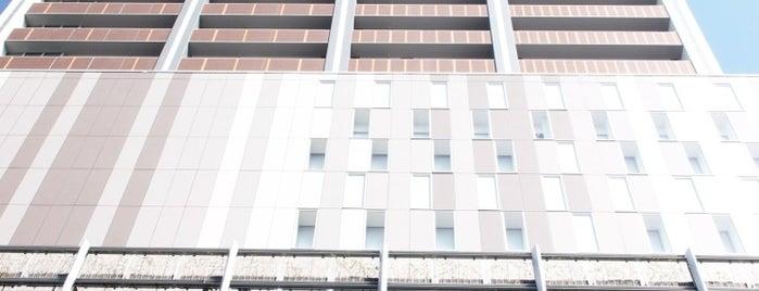 武蔵小杉東急スクエア (Musashi-Kosugi Tokyu Square) is one of 横浜・川崎のモール、百貨店.