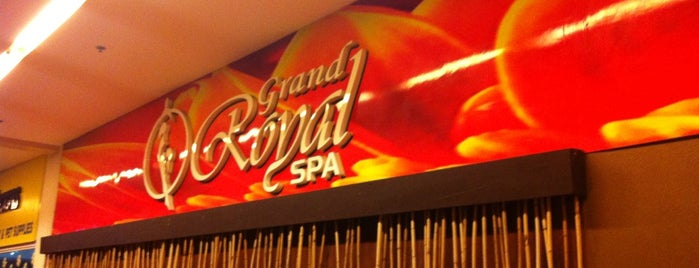 Grand Royal Day Spa is one of Places to GO.