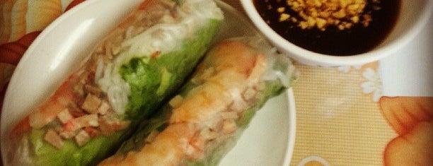 Taste Of Saigon is one of Korean/Vietnamese.