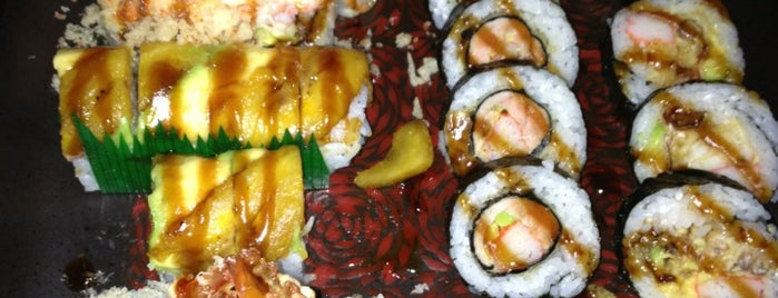 Sancho's Sushi Bar is one of Ponce #4sqCities.