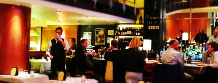 Bistro Bis is one of 100 Very Best Restaurants - 2012.